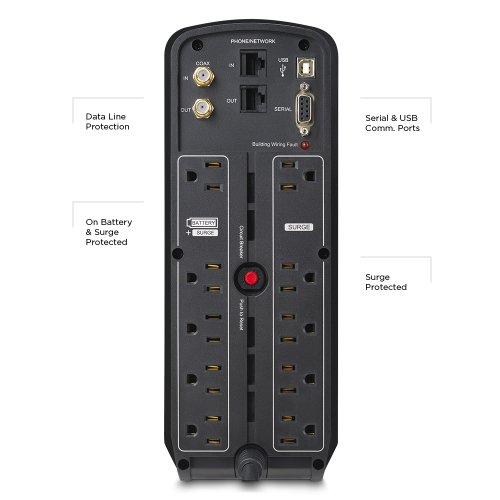 CyberPower CP1350PFCLCD UPS