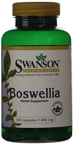 Swanson Boswellia 400 mg 100 Caps