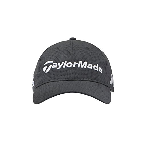 (TaylorMade Golf 2018 Men's Litetech Tour Hat, Charcoal, One Size)