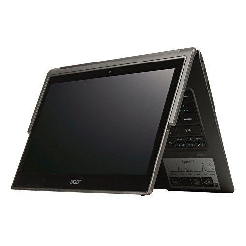 2016 Acer Aspire 13.3″ 2-in-1 Full HD LED-backlit IPS Multi-touch Display Laptop, Intel Core i5-5200U Processor 2.2GHz, 8GB RAM, 256GB SSD, 802.11ac, Bluetooth, Webcam, HDMI, Windows 8.1