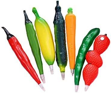tmco Creative Cartoon bolígrafo de frutas y verduras imán imán ...