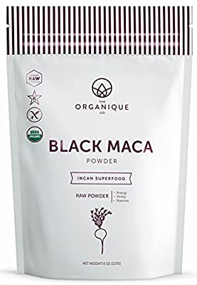 The Organique Co. Organic Maca Root Superfood Powder