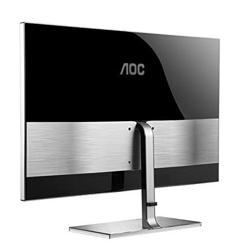 Buy AOC i2777fq 27-Inch Class IPS LED Monitor, Bezel-less, Full HD, 5ms, 50M:1 DCR,VGA/(2)HDMI,MHL /DP,VESA, Spk (online)