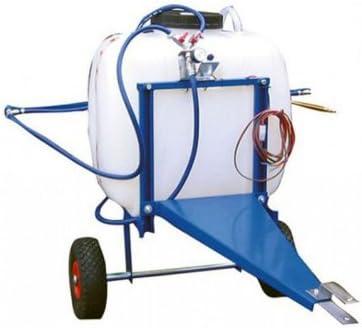 M & M - Pulverizador eléctrico eléctrico para quad o tractor cortacésped, 100 litros