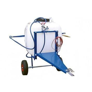 Pulverizador tracté eléctrico mm - 100 litros - para Quad o Tractor cortacésped con asiento: Amazon.es: Jardín