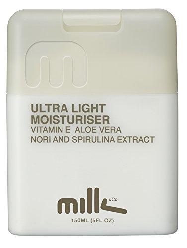 Milk & Co. Men's Natural Ultra Light Moisturizer, 5 Fluid Ounce by Milk & Co.