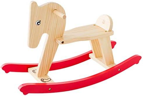 子供用 トロージャン シェイクホース 2回使用 ベビーおもちゃ シェイク ロッカー ロッキングチェア 無垢材 赤ちゃん 1歳 誕生日プレゼント デリケート