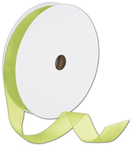 - EGP Sheer Organdy Ribbon, 100 Bags 7/8