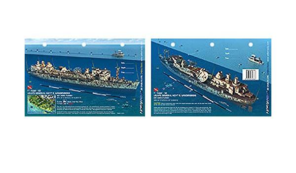 Vandenberg Key West Deck Florida Art To Media Dive Site Map