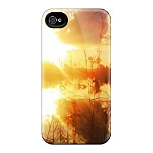 Excellent Design A Beautiful Morning Case Cover For Iphone 4/4s