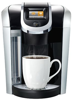 Keurig Green Mountain 119297 K475 Coffee Brewing System, 11 Brew Sizes, Black from Keurig Green Mountain