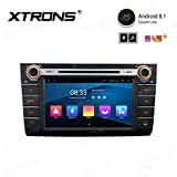 XTRONS 8 inch Touch Display Android 8.1 Car GPS
