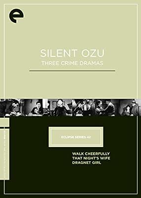 Eclipse series 42: Silent Ozu - Three Crime Dramas