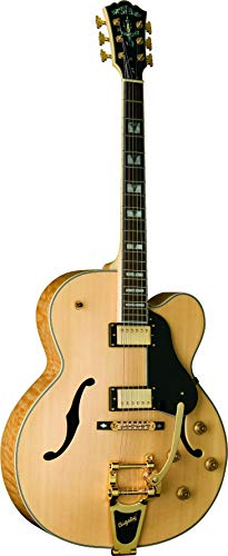 Other 6 String Hollow-Body Electric Guitar, Right, Natural (J7VNK-O)