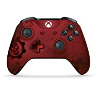 Controlador de inalámbrico Xbox - Gears of War 4 Crimson Omen Limited Edition