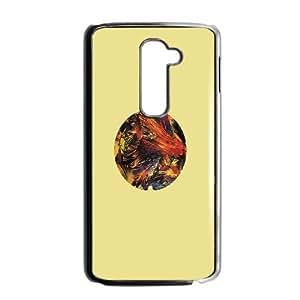 LG G2 Cell Phone Case Black aj75 tycho music art cover ghostly N4H6HN