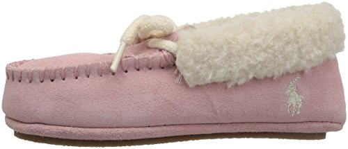 Pictures of Polo Ralph Lauren Kids Girls' Allister Slipper RF100516T 5