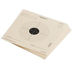 Schießscheiben 14x14cm 250 Stück