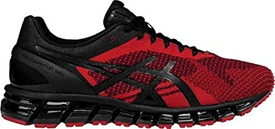 e5c7d3caa1 Image Unavailable. Image not available for. Color: ASICS Men's Gel-Quantum  360 3 Running Shoe,OT Red/Black/Onyx