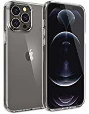 Amazon Basics Liquid Crystal Clear Soft TPU etui na smartfon iPhone 13 Pro