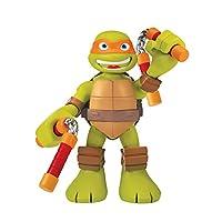 Teenage Mutant Ninja Turtles Pre-Cool Half Shell Heroes 6 Inch Michelangelo T...