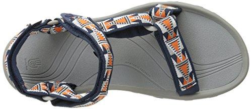 Teva Herren Hurricane XLT M Sandale Mosaic Orange