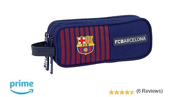 FC Barcelona 811829635 2018 Estuches, 21 cm, Azul