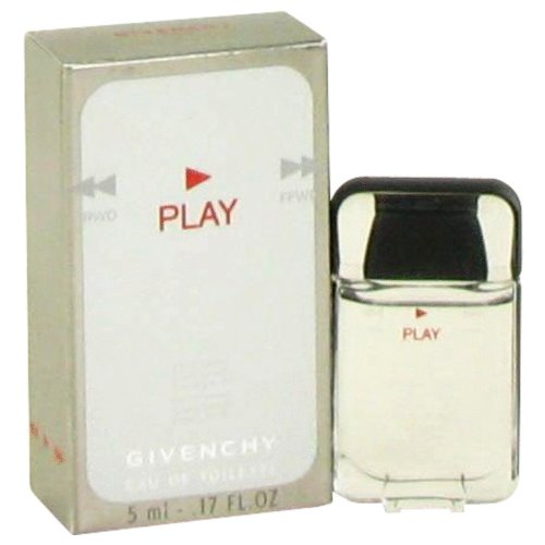 Givenchy Play by Givenchy Mini EDT .17 oz Men ()
