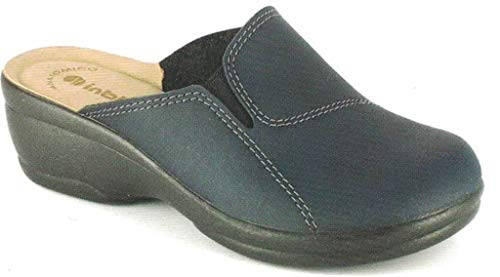 Ciabatte Bj Da Invernali Art Inblu 90 Donna Blu Pantofole 5xqgF7YwA