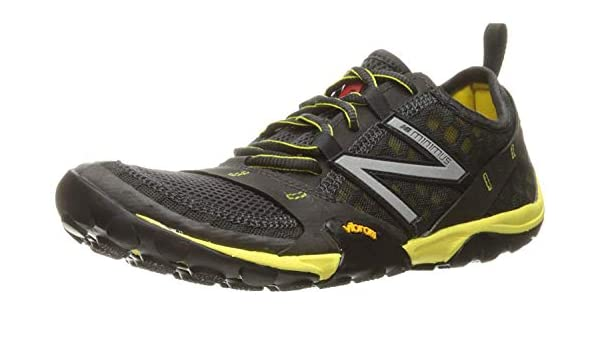 New Balance Minimus 10, Zapatillas de Running para Asfalto para Hombre, Gris (Grey/Yellow GG), 38 EU: Amazon.es: Zapatos y complementos