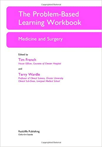Read online The Problem-Based Learning Workbook: Medicine and Surgery (Key Clinical Scenarios) PDF, azw (Kindle)