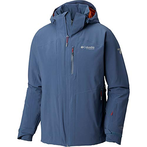 Columbia Snow Rival Jacket - Men's Dark Mountain, S