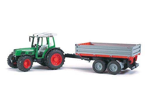 Bruder Fendt 209 S. With - Fendt Tractor