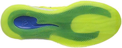 Adidas Herren D Rose 7 Primeknit Basketballschuhe Multicolore (syello / Cblack / Rayblu)
