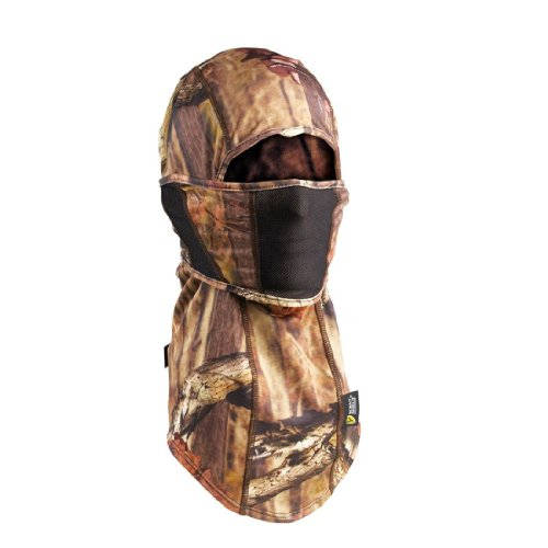 Scent Blocker Pursuit Liner Mask, Real Tree Xtra - Hunting Face Mask