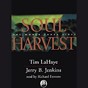 Soul Harvest Audiobook