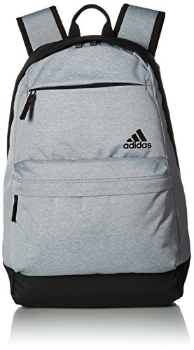 adidas Daybreak II Backpack, Grey Heather/Black, One Size