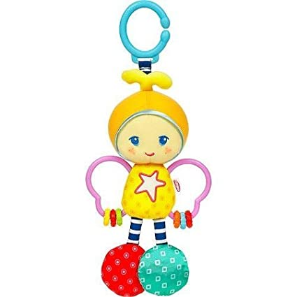 Playskool Glowworm Grande Gusano de resplandor juguete de bebé actividades