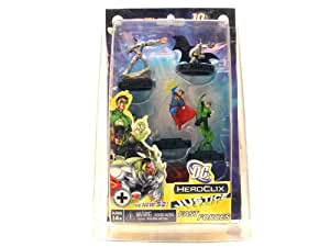Neca Wizkids Heroclix DC - Justice League - Fast Forces 6-Pack Game