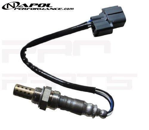 41pgoGwU1gL amazon com honda accord 4 wire oxygen o2 sensor civic cr v O2 Sensor Wiring Color Codes at bayanpartner.co