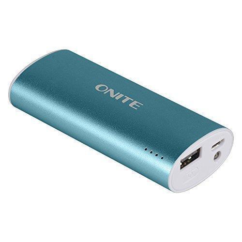 Onite® 5600mah Caricabatterie Portatile Universale USB Batteria Esterna powerbank per smartphone Samsung Galaxy iPad iPhone
