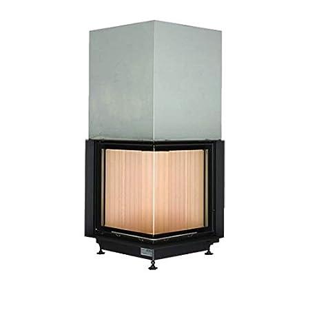 Superb Brunner Fireplace Insert Hot Air Fireplace Corner Mantel 57 Home Interior And Landscaping Ferensignezvosmurscom