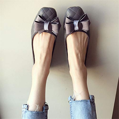 36 antiscivolo comode scarpe signore EU di arco da e scarpe FLYRCX scarpe EU bocca superficiale maternità Primavera autunno singole basse ufficio scarpe lavoro 39 PqzZxwgRY