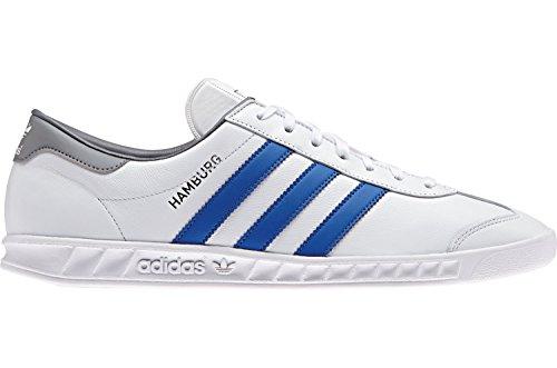 adidas Hamburg Scarpa white/blue