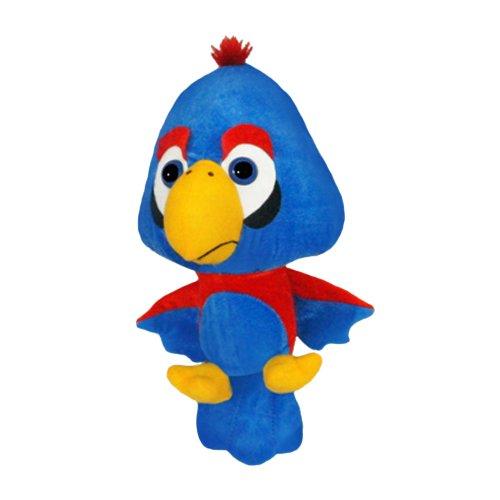 26 26 RetailSource Ltd 5-565-Blu ToySource Blue Rio The Parrot 26 Plush Collectible Toy Blue