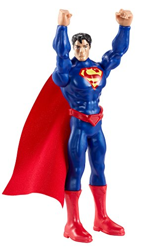 DC Comics Justice League Action Superman Classic Figure, 6""