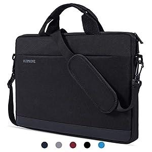 "13-13.3 Inch Waterproof Laptop Shoulder Bag Compatible Acer Chromebook R 13/Acer R13 13.3"",Samsung Chromebook Plus 12.3,HP Spectre x360 13.3"",Lenovo Yoga 720 13.3"",Dell XPS 13,13.3"" Notebook Bag,Black"