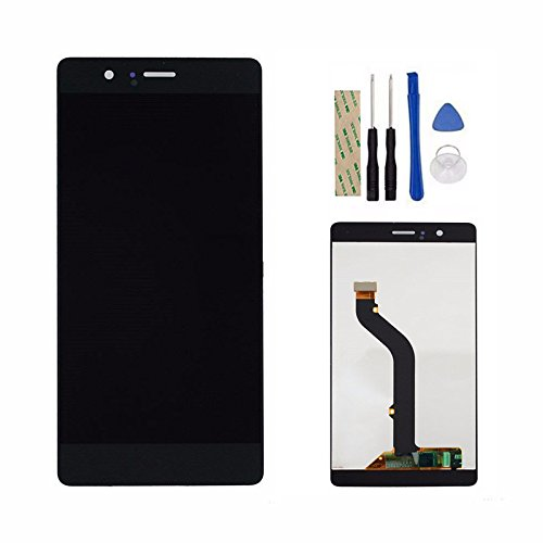 Price comparison product image LCD + TP For Huawei P9 Lite / G9 lite VNS-L21 / L22 / L23 / L31 / L53 Display Touch Screen digitizer glass Assembly (black)