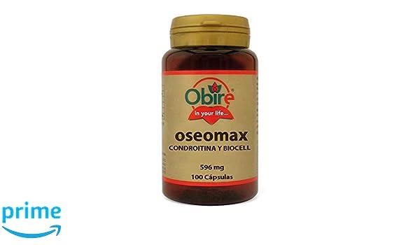 Oseomax 534 mg 100 cápsulas (condroitina & colágeno): Amazon.es: Salud y cuidado personal