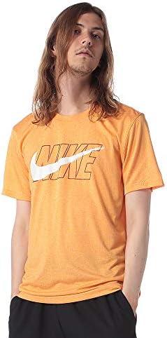 ロゴプリント クルーネック 半袖 Tシャツ DRI-FIT